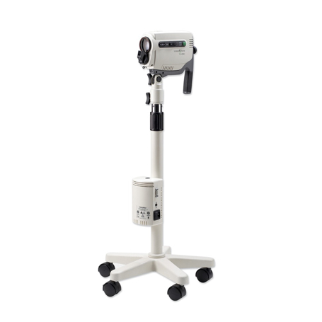 88000A: Video Colposcope with Vertical Stand